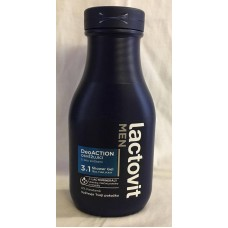 LACTOVIT - MEN sprchový gél deoaction 300ml