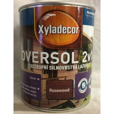 Xyladecor OVERSOL 2v1 - Rosewood