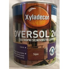 Xyladecor OVERSOL 2v1 - sipo